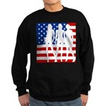 Stars & Stripes Forever Sweatshirt (dark)