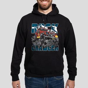 Rock Crawler 4x4 Hoodie (dark)