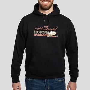 Horse Husband Hoodie (dark)