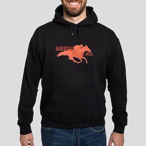 Race Horse Hoodie (dark)