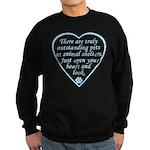 Open Your Heart Sweatshirt (dark)