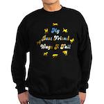 Best Friend Sweatshirt (dark)
