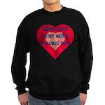 Share Your Heart Sweatshirt (dark)
