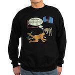 Whatcha Doin Sweatshirt (dark)