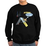 Touch Touch Touch Sweatshirt (dark)
