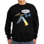 Look At Meeee Sweatshirt (dark)
