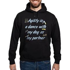 Agility Dance Hoodie (dark)