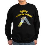 Over the Top Agility Sweatshirt (dark)
