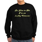 Agility Volunteer v3 Sweatshirt (dark)