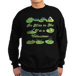 Agility Volunteer v2 Sweatshirt (dark)