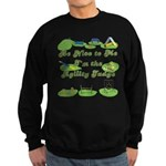 Agility Judge Sweatshirt (dark)