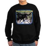 Success Dog Art Sweatshirt (dark)