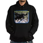 Success Dog Art Hoodie (dark)