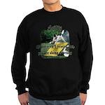Agility Fun! Sweatshirt (dark)