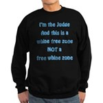 Whine Free Zone Sweatshirt (dark)