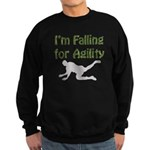 Falling for Agility Sweatshirt (dark)