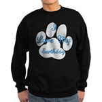 Love My Earthdog Sweatshirt (dark)