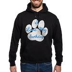 Love My Earthdog Hoodie (dark)