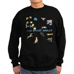 Dog Sport Addict Sweatshirt (dark)