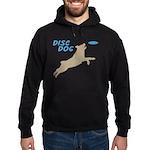 Disc Dog (3) Hoodie (dark)