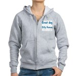 Silly Human Women's Zip Hoodie