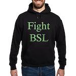 Fight BSL Hoodie (dark)