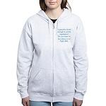Genetics BSL Women's Zip Hoodie