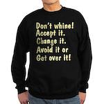 Whine Busters Sweatshirt (dark)