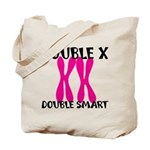 Double X, Double Smart Tote Bag