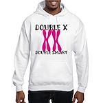 Double X, Double Smart Hooded Sweatshirt