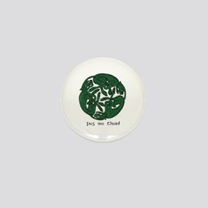 """Pog Mo Thoin Celtic Design"" Mini Button"