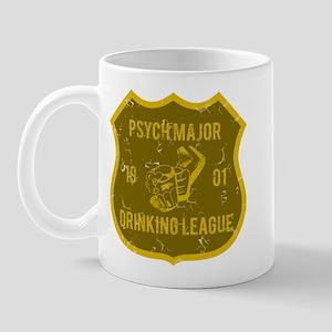 Psych Major Drinking League Mug