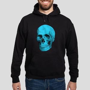 Human Anatomy Skull Hoodie (dark)