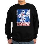 Baby Hygiene Vintage Sweatshirt (dark)
