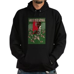 Greenback Dollar Hoodie (dark)