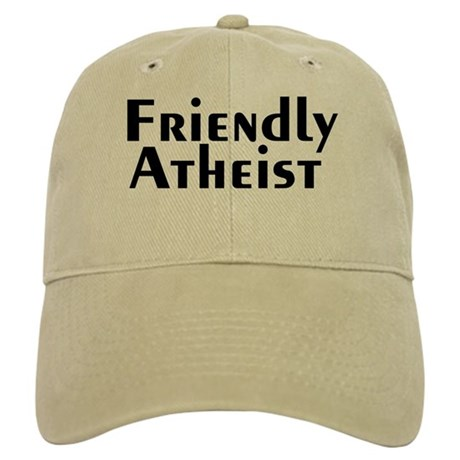 Friendly Atheist Cap
