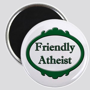 "Friendly Atheist 2.25"" Magnet (10 pack)"