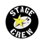 """Rising Stars Theatre 3.5"""" Button"""