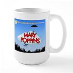 Rising Stars Theatre Large Mug
