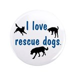 I Love Rescue Dogs 3.5