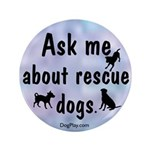 Ask Me About Rescue Dogs 3.5