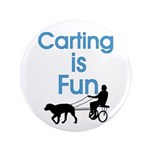 """Carting is Fun 3.5"""" Button (100 pack)"""