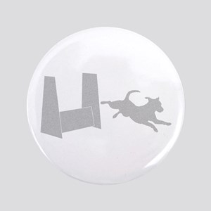 """Flyball Shadow 3.5"""" Button"""
