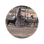 "Herding Dog Art 3.5"" Button (100 pack)"