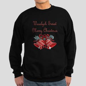 Polish Christmas Sweatshirt (dark)