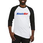 MinuteWar Baseball Jersey