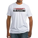 Democrats Fitted T-Shirt