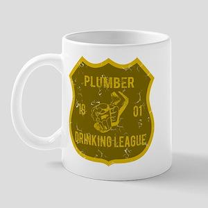 Plumber Drinking League Mug