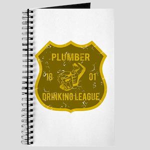 Plumber Drinking League Journal