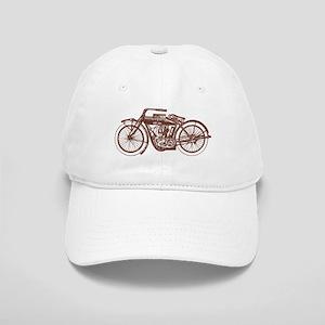 Vintage Motorcycle Cap